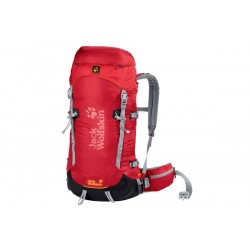 Sac à dos Jack Wolfskin Mountaineer 40 H Rouge