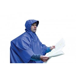 Sea To Summit Poncho/Tarp Thermocollé Bleu