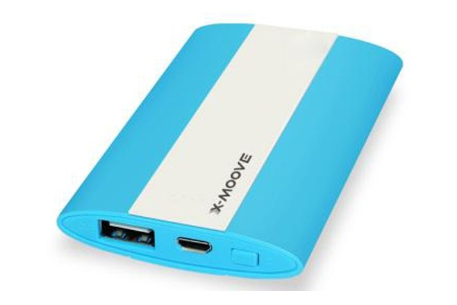X-Moove Powergo Mini Bleu