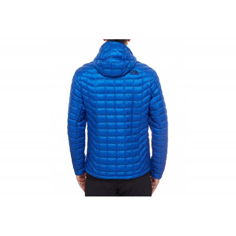 8237d9b4d5 The North Face Thermoball Hoodie Monster Blue - Khyam