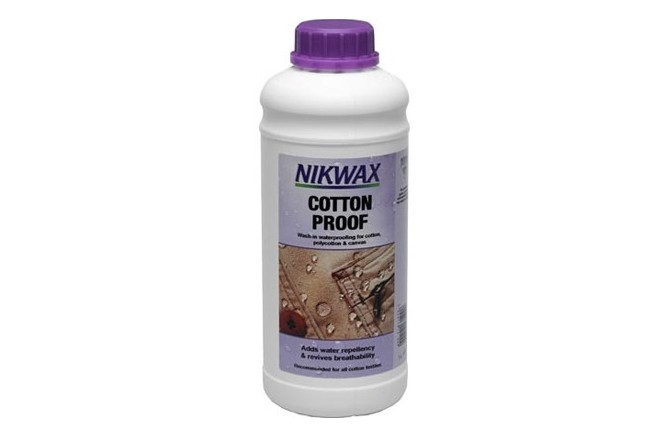 Cotton Proof Nikwax