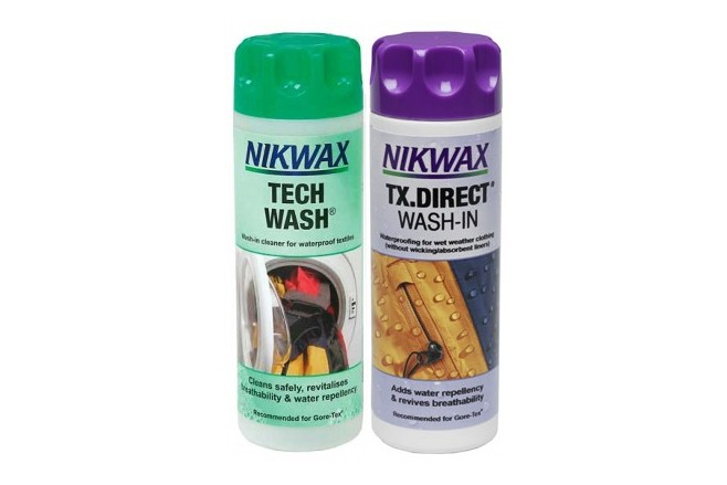 Pack Twin Nikwax