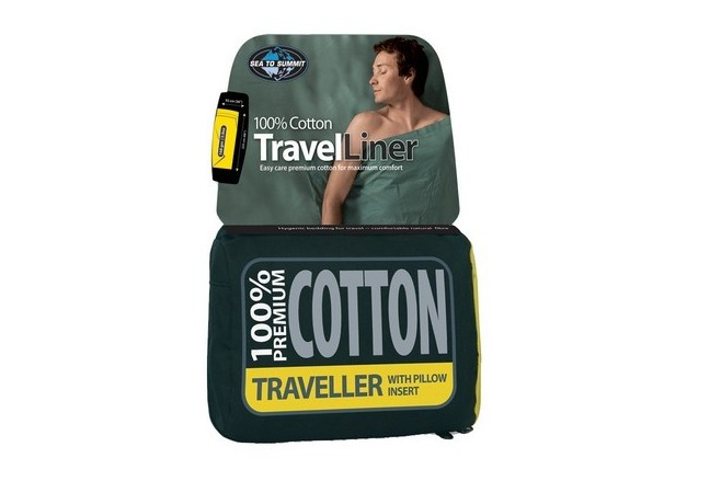 Sea To Summit TravelLiner Cotton Traveller