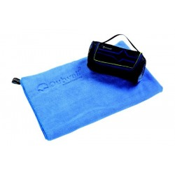 Terry Pack Towel S Bleue Outwell