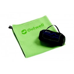 Serviette Outwell Micro Pack Towel L Verte