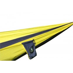 Pack TTTM Hammock Double Navy Blue / Yellow