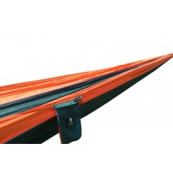 Pack TTTM Hammock Single Dark Green / Orange