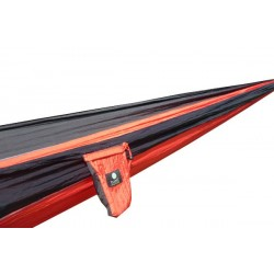 Pack TTTM Hammock Single Red / Black