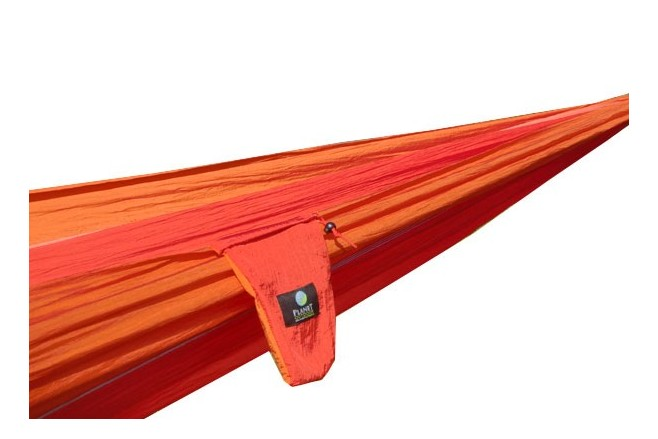Pack TTTM Hamac Double Rouge / Orange