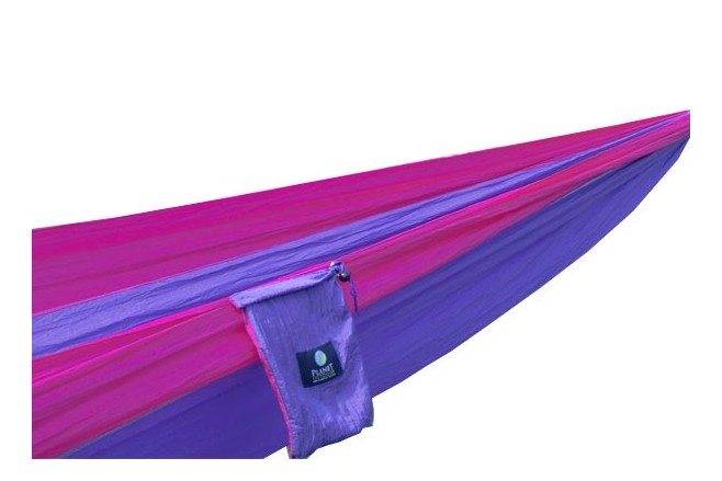 Pack TTTM Hamac Double Violet / Rose
