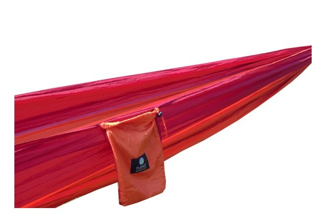 Pack TTTM Hamac King Size Orange / Bordeaux