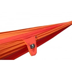 Hamac Double Rouge / Orange TTTM
