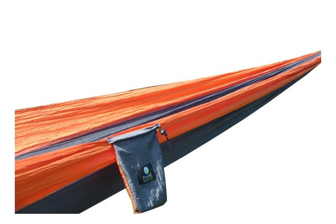 Hamac King Size Gris Foncé / Orange TTTM