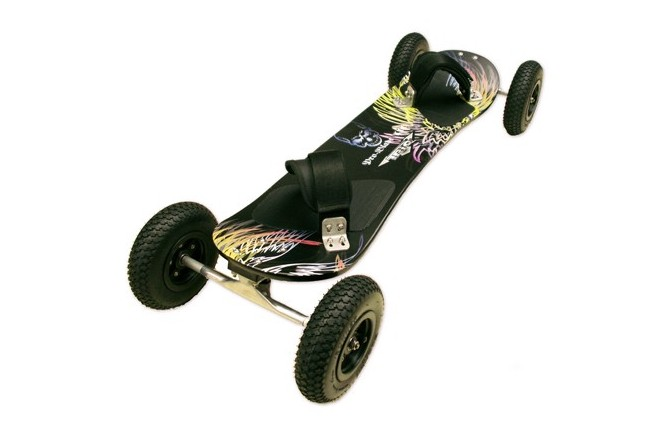 Action Trio Mountainboard Pro Blade III