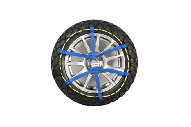 Michelin Easy Grip 205/55/17 - Evolution 7