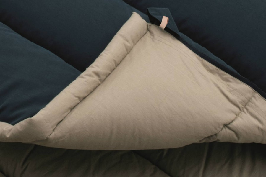 Blue Outwell Constellation Lux Sleeping Bag Single