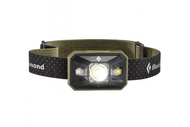 Lampe frontale Black Diamond Storm Olive