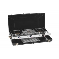 Rechaud Outwell Appetizer Cooker 2 Feux + 1 Grill