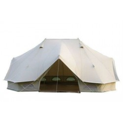 Tente Canvascamp Sibley 600 Twin Pro