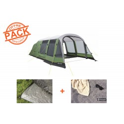 Outwell Woodburg 7A Pack Deal