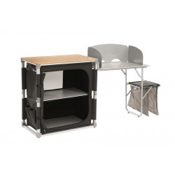 Outwell Padres w/Bamboo Table Top & Side Unit