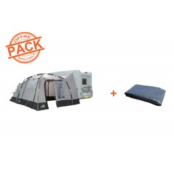 Motordome Sleeper Plus 780 Pack Deal Khyam