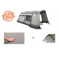 Pack tente + tapis Outwell Broadview 4SATC