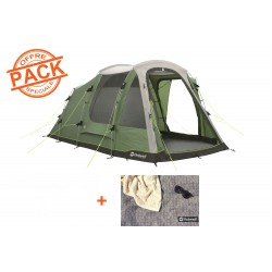 Tente de camping Pack Outwell Dayton 4