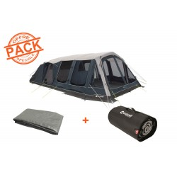 Pack tente + tapis Lakeville 7SA Outwell