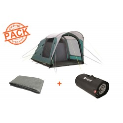 Pack tente + tapis Lindale 3PA Outwell