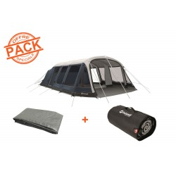 Pack tente + tapis Stone Lake 7ATC Outwell