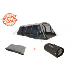Pack tente + tapis Vermont 7P Outwell