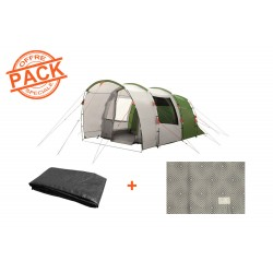 Pack tente + tapis Easy Camp Palmdale 400