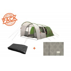 Pack tente + tapis Easy Camp Palmdale 600