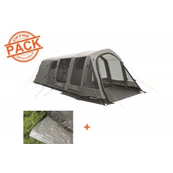 Pack tente + tapis Outwell Belleville 5SA