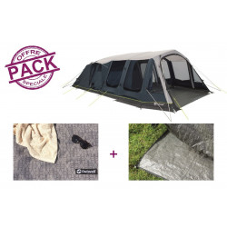 Knightdale 8PA Outwell Tent Pack Deal