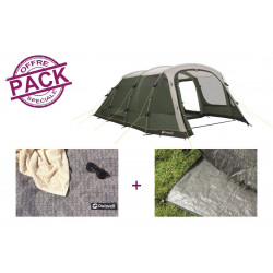Pack tente + tapis Outwell Norwood 6